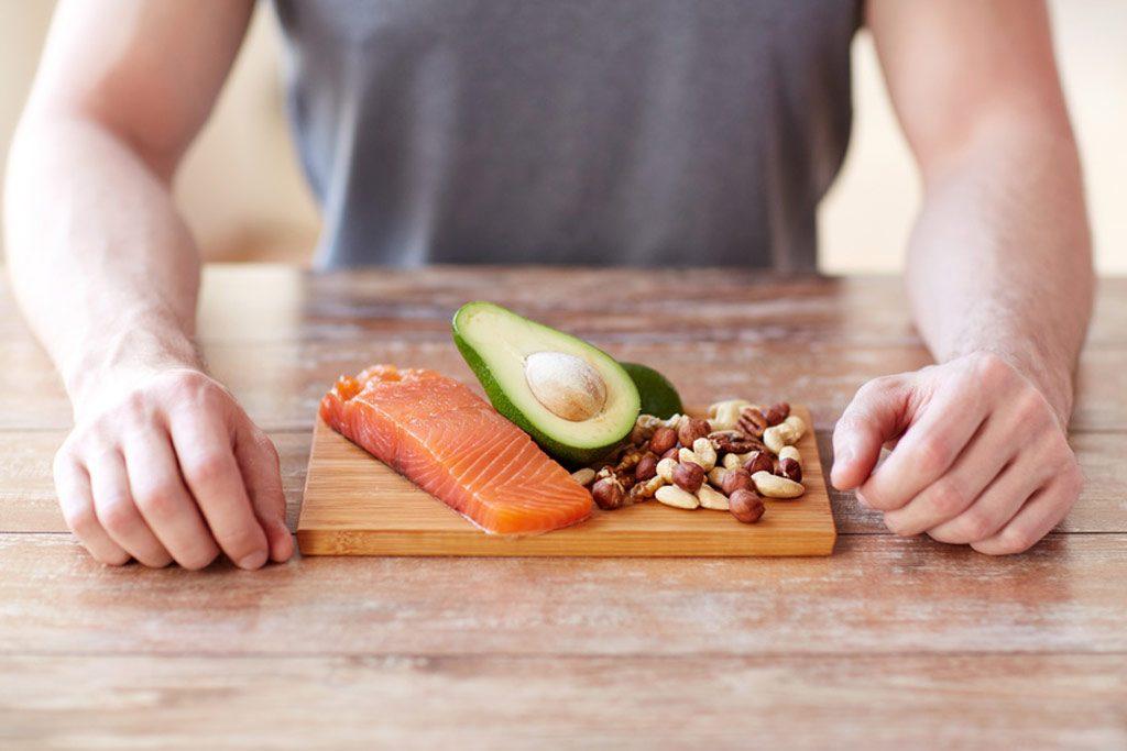 Healthy food plan